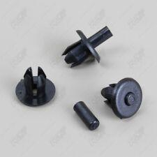 10x SOTTOPORTA clip di fissaggio rivetti per SAAB 9-3 Ø 6 mm h 12 mm