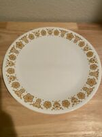 Butterfly Gold Correlle 10 1/4 Inch Plate