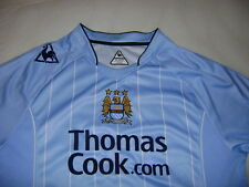 Manchester City shirt jersey LCS L vintage official Dad