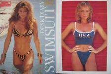 Valeria MAZZA Kathy IRELAND Rebecca ROMIJN Sports Illustrated Desk Diary 1997