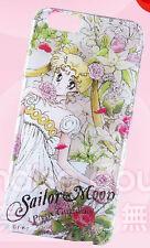 Cover Super Sailor Moon Botanical Pattern iPhone6/6S Character Jacket - BANDAI