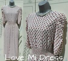Marks & Spencer - Collection Gorgeous Ivory Dress Sz 16 EU44