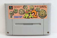 Super Genjin 2 Bonk's Adventure SFC Nintendo Super Famicom SNES Japan Import