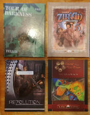 Lot of 7 Dungeons & Dragons inspired Role Playing Game books (NM)