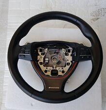 BMW SERIE 5 F10 F11 F07 7er F01Volante M sport carbon  Pelle Palette performance
