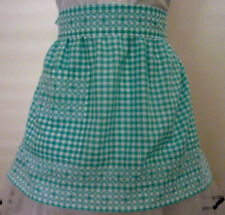 Checked & Gingham Vintage & Retro Kitchen Aprons
