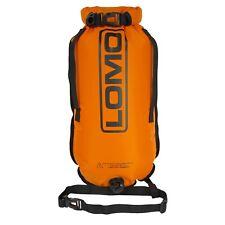 Lomo Dry Bag Swimming Tow Float - Orange