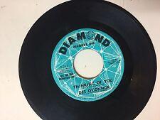ROCK 45 RPM RECORD - DES O'CONNOR - DIAMOND 247- PROMO