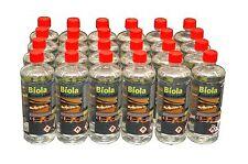 BIOETHANOL 'BIOLA' PREMIUM FUEL 24 X 1L Bottles 97% Pure Free Delivery UK/IRL