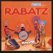 Schöne Lieder-CD von Nena: Rabatz – 25 Hits für Kindergeburtstage und Parties