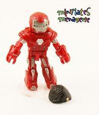 Marvel Minimates TRU Toys R Us Iron Man 3 Movie Silver Centurion Iron Man