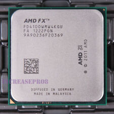 AMD FX-Series FX 4100 fd4100wmw4kgu CPU Processor 2600 MHz 3.6 GHz socket am3+