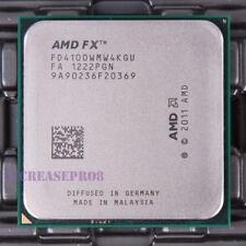 AMD FX-Series FX 4100 FD4100WMW4KGU CPU Processor 2600 MHz 3.6 GHz Socket AM3+