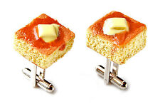 Cornbread Cufflinks