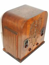 Crosley 1934 Model 181 Wood Tombstone Tube Radio  **WORKS**