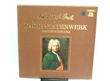 Bach Das Kantatenwerk Complete Cantatas by Leonhardt-Consort Johann SKW4/1-2