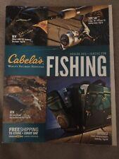 Cabela's Fishing 2013 Catalog