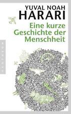 Deutsche Sachbücher Yuval-Noah-Harari-Taschenbuch