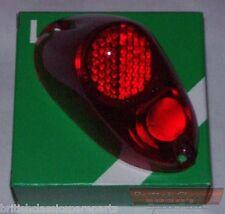 Tail Light Lens - MGA, Austin Healey, Triumph TR2-3, Jaguar, Morris Minor