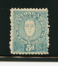 Tonga MNG  #31   George II  A365