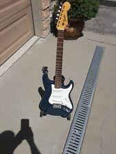 Fender stratocaster Frankenstein guitar Squier bullet body made in Japan Fender
