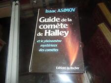 Guide de la comète de Halley et le phénomène mystérieux des comètes, Asimov