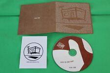 Static Caravan Lost in the Edit Van 100 Music CD Geoff Dolman Lauren X