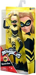Miraculous Ladybug Heroez Queen Bee Fashion Doll
