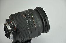 Nikon 24-85 mm F/2.8-4 Lente Macro Japón si D-para D700-D3-D3S-F6-F4-F5-D80-D90