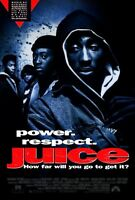 """JUICE Movie Poster [Licensed-New-USA] 27x40"""" Theater Size (2PAC)"""