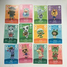GENUINE NA Animal Crossing Amiibo Cards | Series 2 | 101 - 200 | Choose | NEW