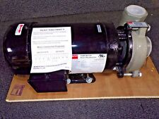 DAYTON 208 to 240/480VAC Totally Enclosed Fan-Cooled Centrifugal Pump, (K)
