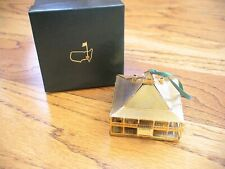 Masters Golf Augusta National Tournament Club House Christmas Ornament RARE PGA