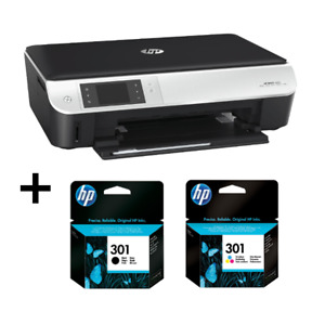 HP Envy 4500 / 5530 e-All-in-One Drucker A9T80B Scanner Kopierer USB WLAN