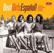 Beat Girls Español! 1960s She-Pop From Spain - Ace Records (CDTOP 1512)