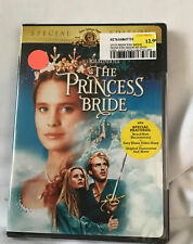 The Princess Bride Dvd Special Edition Widescreen 1987 Movie