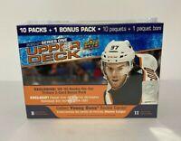 2020-21 UPPER DECK SERIES 1 NHL HOCKEY MEGA BOX SEALED & NEW! ALEXIS LAFRENIERE?