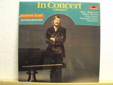 "★★ 12"" LP - JAMES LAST - In Concert Volume 2 - Polydor 1973 / ENGLAND"