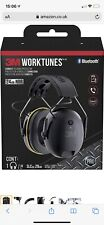 3 M Bluetooth Snr 24 dB headphones, ear protectors, hearing protectors