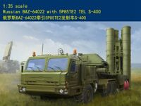 Hobby Boss 1/35 85517 Russian BAZ-64022 with 5P85TE2 TEL S-400 model kit