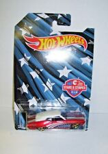 Matchbox 1970 Ford Torino Car Patriotic Stars and Stripes Series