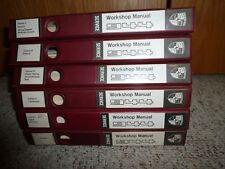 Porsche 944S2 944 S2 Workshop Shop Service Repair Manual Set 1990 3.0L