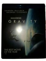 Gravity (Blu-ray + DVD, 2013, 2-Disc set)