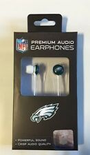 Philadelphia Eagles iHip Premium Audio Earphones Earbuds - iPhone iPod NEW