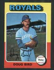 1975 Topps #364 Doug Bird EXMT/EXMT+ Royals 67843