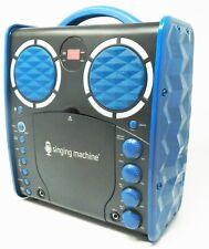 The Singing Machine Bluetooth Karaoke System