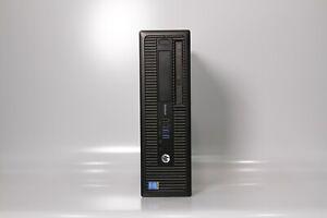 HP ProDesk 600 G1 SFF, Intel Core i5-4570, 4 GB RAM, 500 GB HDD, Linux Mint
