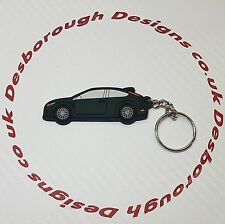 Ford Focus RS  key ring Dark Green