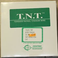 19x25 TNT High Torque Arch Wire