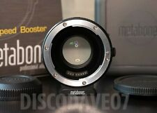 Metabones T Speed Booster Ultra 0.71x - Adapter for Canon EF Lens to MFT